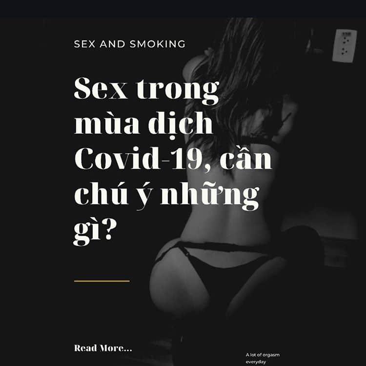 Sex trong mùa dịch Covid-19, cần chú ý những gì?